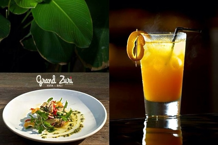 Grand Zuri Kuta Bali - Food & Beverage