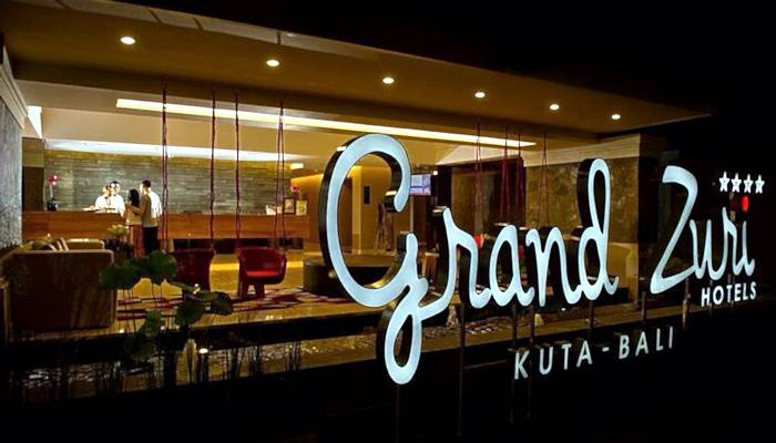 Grand Zuri Kuta Bali - Grand Zuri Front Picture