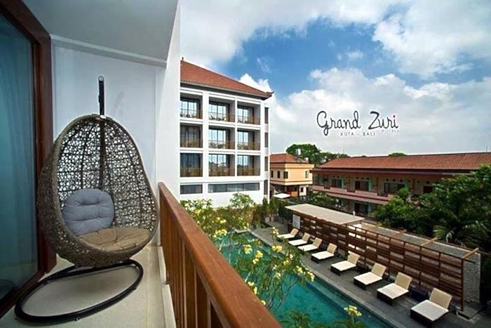 Grand Zuri Kuta Bali - Junior Suite View