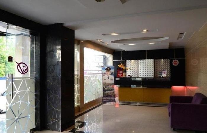 Damon Butik Hotel Pekanbaru - lobi
