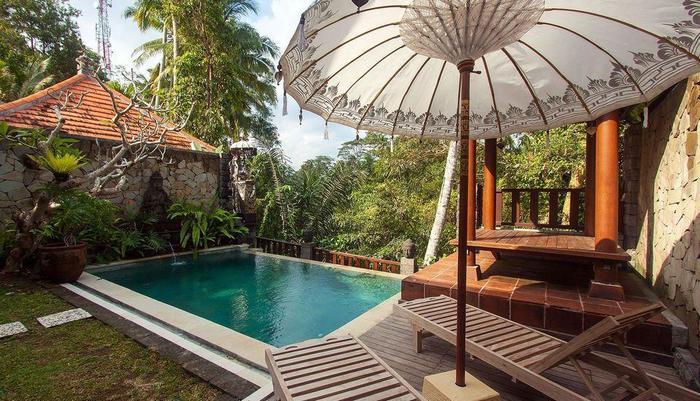 ZenRooms Tampak Siring Bali - Kolam Renang