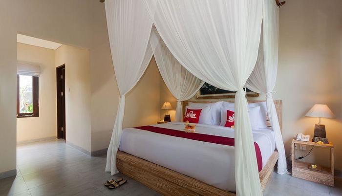 ZenRooms Tampak Siring Bali - Tempat Tidur Double