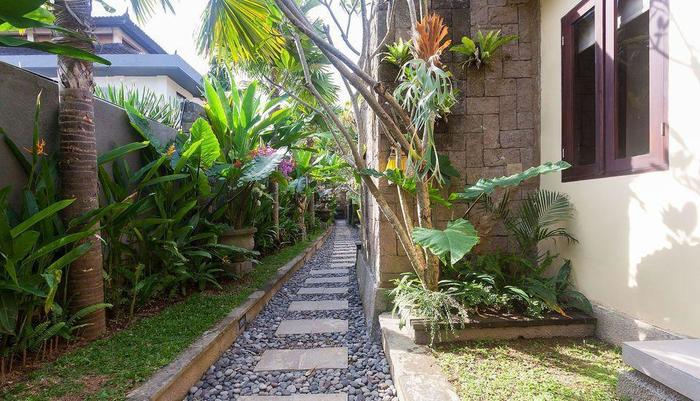 ZenRooms Tampak Siring Bali - Eksterior