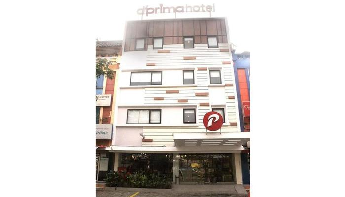 d'primahotel Airport Jakarta I - Facade