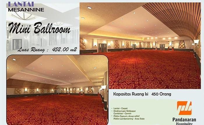 Oak Tree Premiere Bandung - Mini Ballroom
