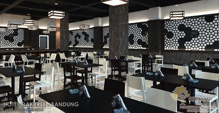 Oak Tree Premiere Bandung - Restoran