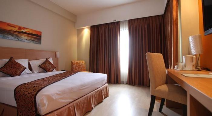 Kartika Graha Hotel Malang - Rooms