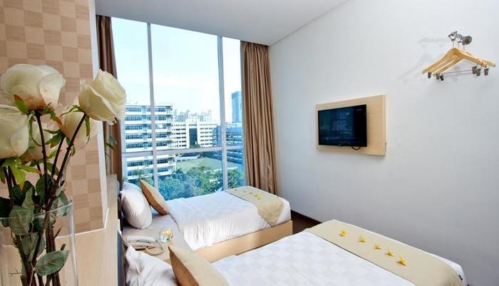 Hotel 88 Grogol - Deluxe Twin Room
