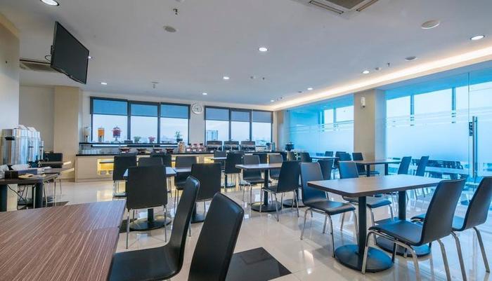 Hotel 88 Grogol - Restaurant