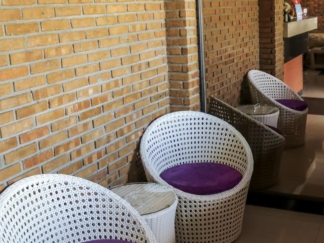 NIDA Rooms Amali 21 Istana Medan Kota - Ruang tamu