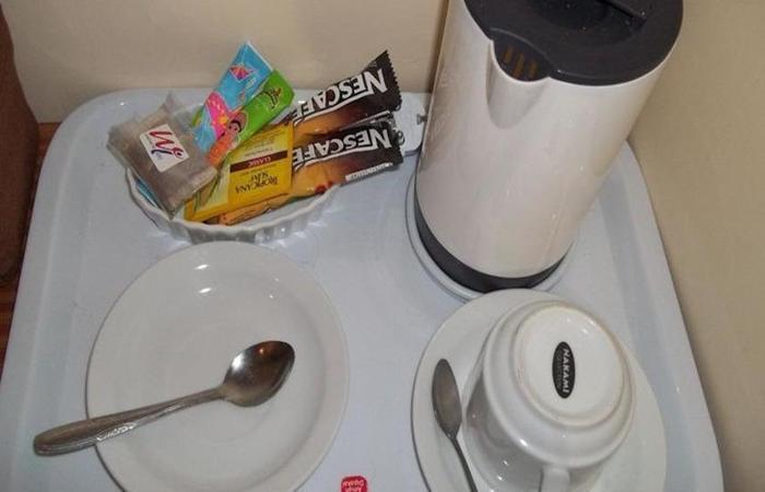 Wahana Inn Hotel Singkawang - Pembuat kopi dan teh
