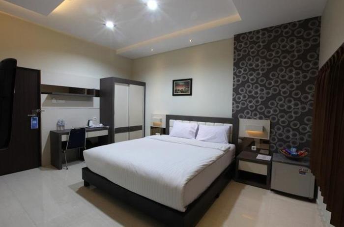Wahana Inn Hotel Singkawang - Kamar Deluxe Double