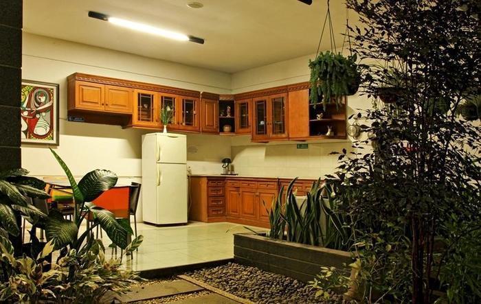 Sweet Karina Hotel Bandung - Kitchen