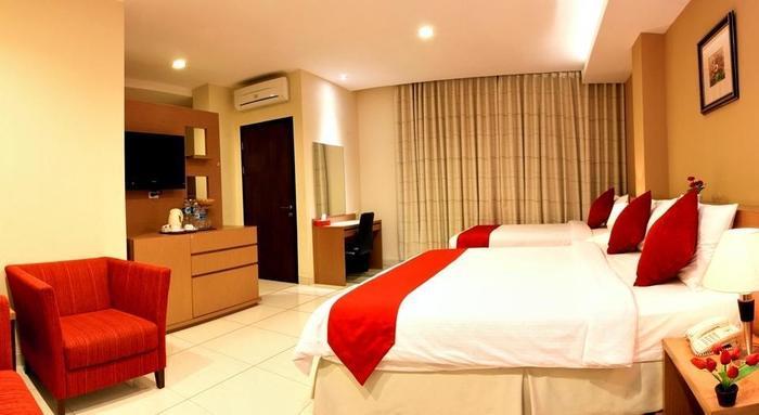 Sweet Karina Hotel Bandung - Family Suite