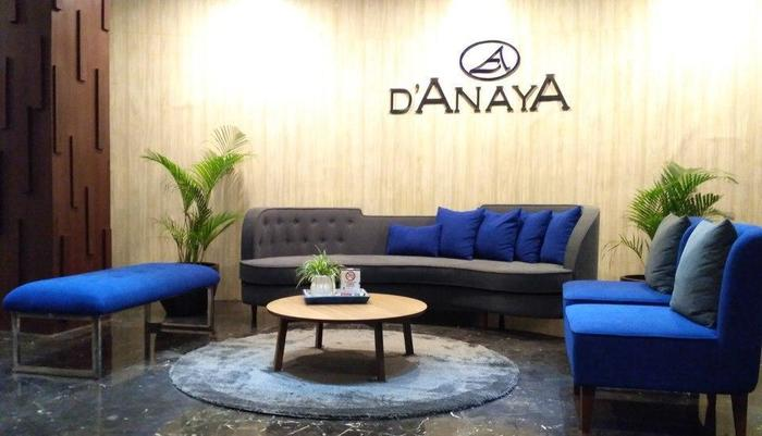 Hotel D'Anaya Bogor - Lobi Hotel