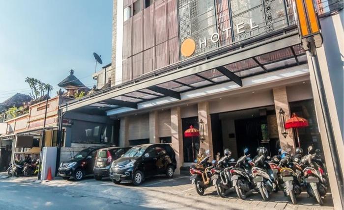 ZenRooms Kuta Kubu Anyar 1 Bali - Eksterior