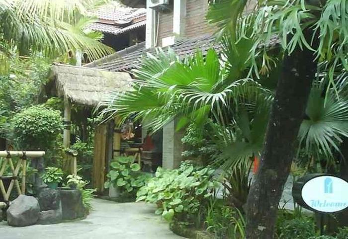 Wisma Arys Yogyakarta - Garden