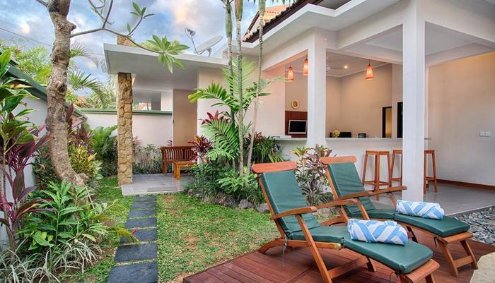 Villa Tukad Alit Bali - Two bedrooms villa