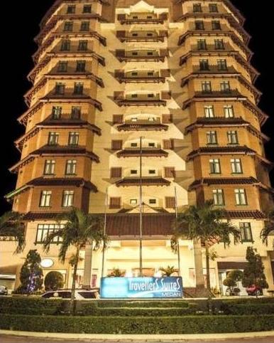 Travellers Suites Medan - Appearance