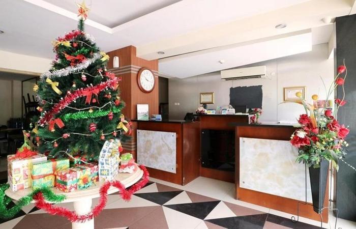 Hyper Inn Hotel Bandung - Lobi