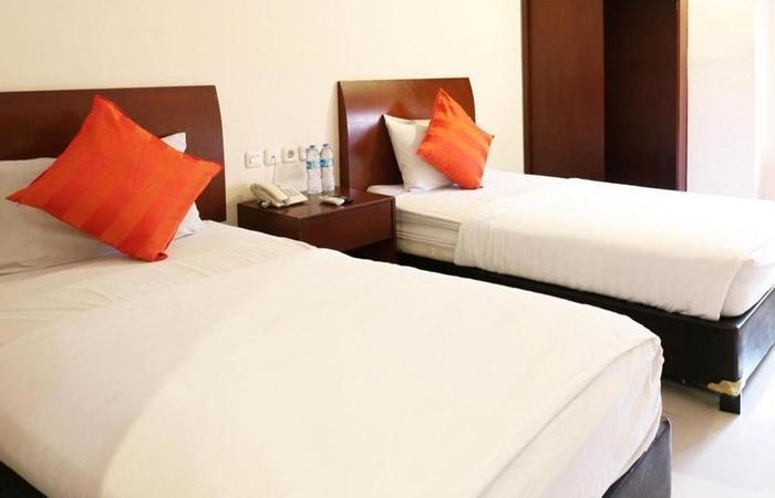 Hyper Inn Hotel Bandung - Kamar