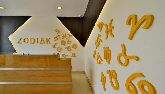 Zodiak at Kebon Jati Bandung - Lobby
