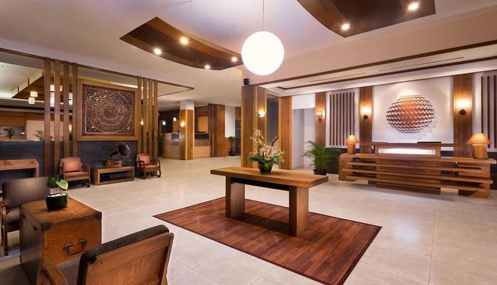 Hotel Hemangini Bandung - lobi