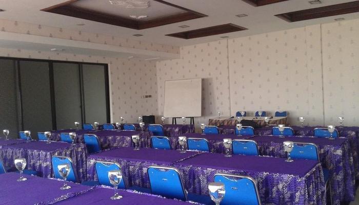 Hotel Borobudur Indah Magelang - RUANG RAPAT