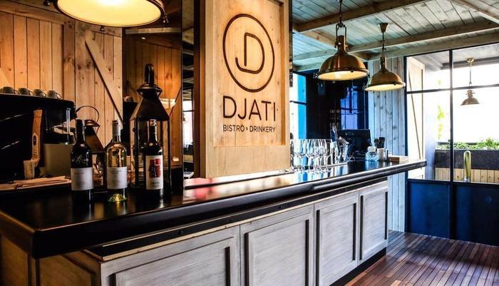 Oria Hotel Jakarta - Djati Bistro Drinkery