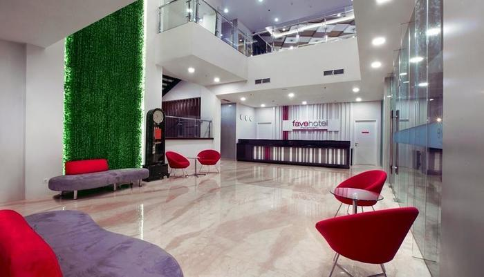 favehotel Pekanbaru - Lobby