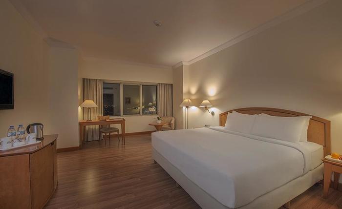 Allium Batam Hotel Batam - Kamar Deluxe king bed