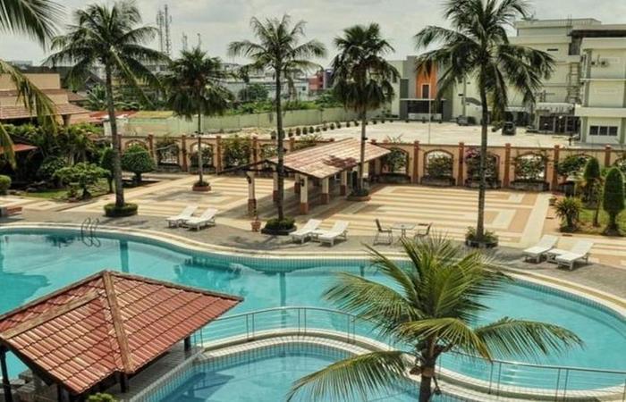 Hotel Kapuas Palace Pontianak Pontianak - Fasilitas