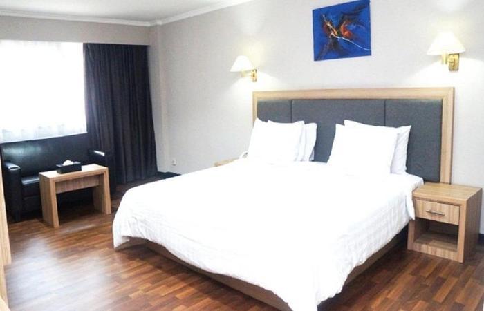 Hotel Kapuas Palace Pontianak Pontianak - Kamar