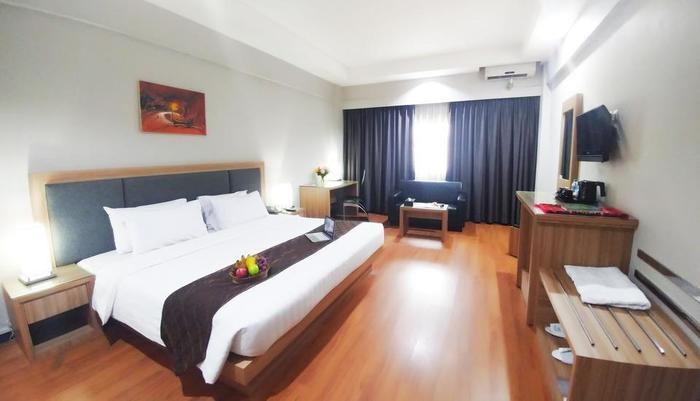 Hotel Kapuas Palace Pontianak Pontianak - Kamar Junior Deluxe