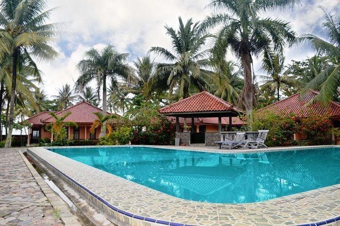 Resort Prima Anyer - Kolam Renang