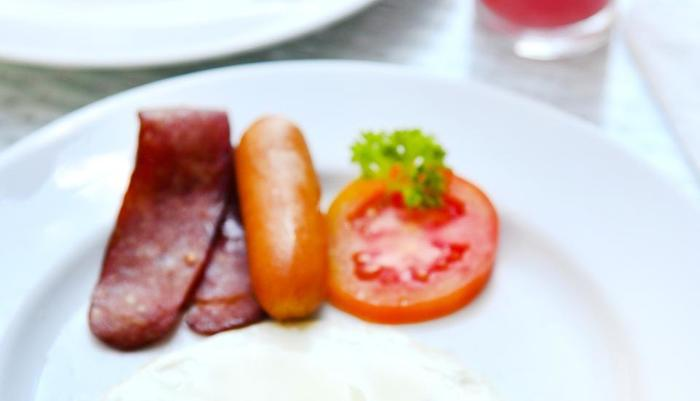 Devata Suites and Residence Bali - Breakfast Menu