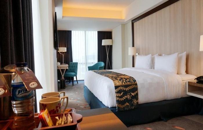 Louis Kienne Hotel Pandanaran Semarang - Kamar