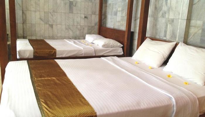 Puri Wisata Hotel Bali - Kamar Deluxe