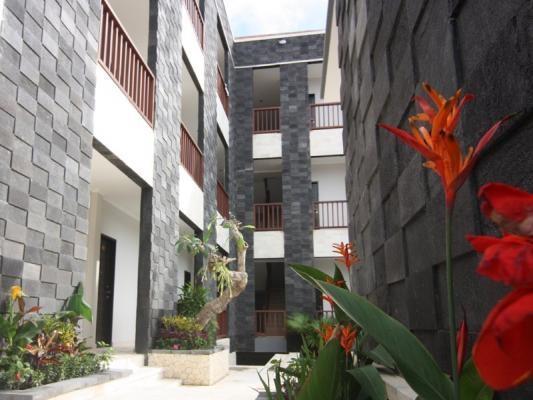 Mamo Hotel Bali - Tampilan Luar