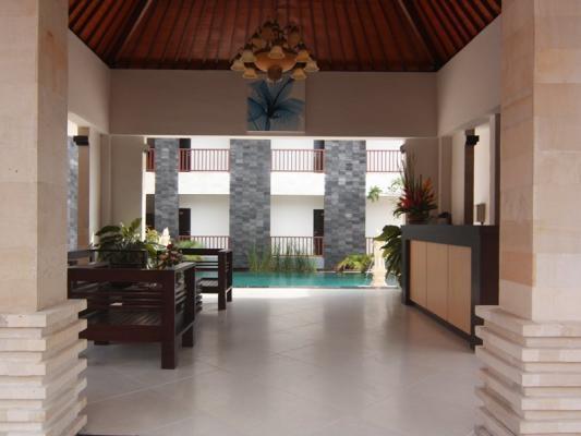 Mamo Hotel Bali - Resepsionis