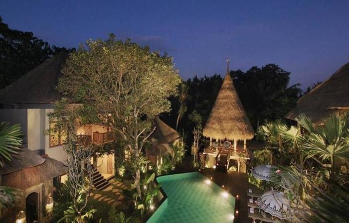 The Alena Resort Bali - Kolam Renang
