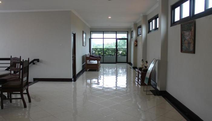 Tasik Jogja Hotel Yogyakarta - Coridor