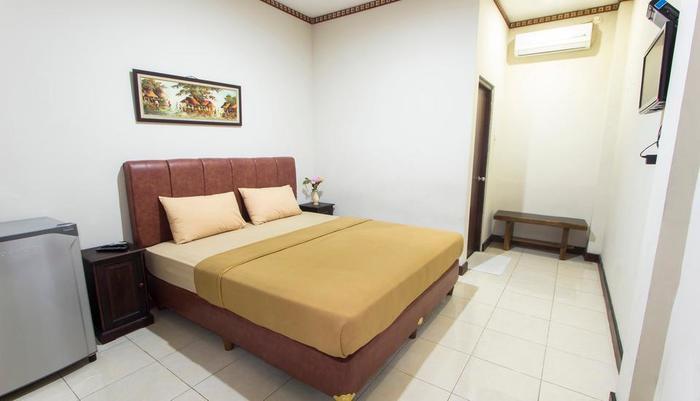 Tasik Jogja Hotel Yogyakarta - Kamar