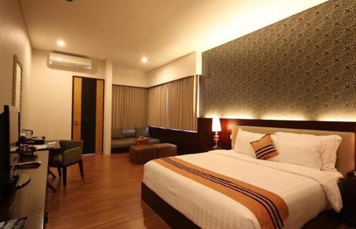 Taman Dayu Golf Club & Resort Pasuruan - Kamar tidur