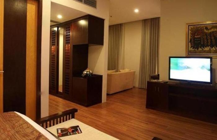 Taman Dayu Golf Club & Resort Pasuruan - Ruang tamu