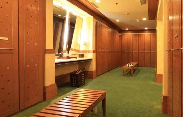 Taman Dayu Golf Club & Resort Pasuruan - garis kamar