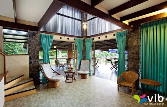 Villa Alium Istana Bunga - Lembang Bandung Bandung - Interior