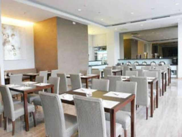 NIDA Rooms Hasyim Grand Indonesia - Restoran