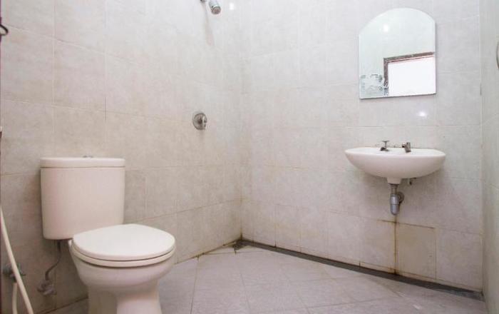 Hotel Wisata Indah Solo - Kamar mandi