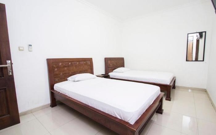 Hotel Wisata Indah Solo - Kamar